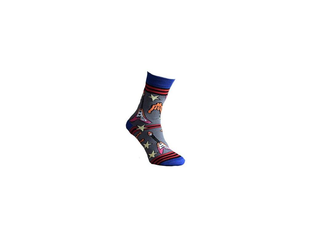 Ponožky KYTARY 600
