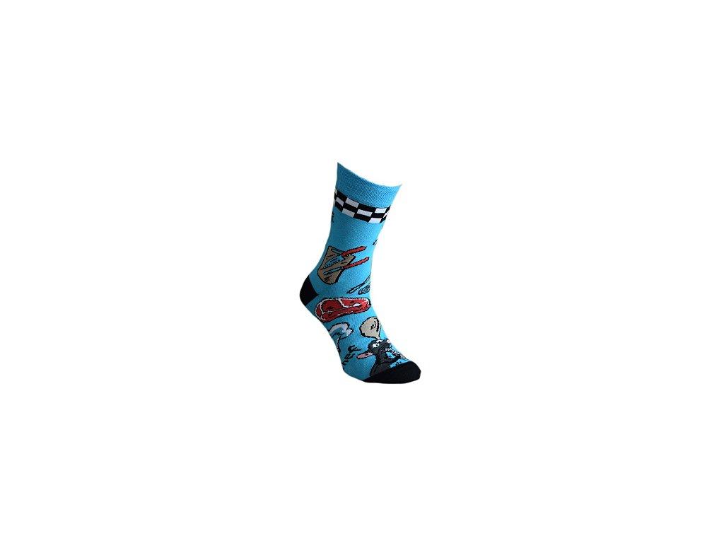 Ponožky  KUCHAŘinka 605