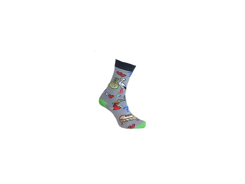 Ponožky BUDE MIMČO ?! 607