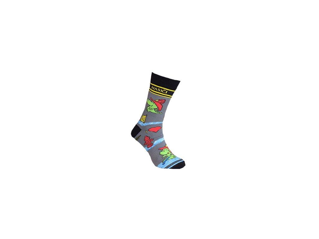 Ponožky HASIČ? 608