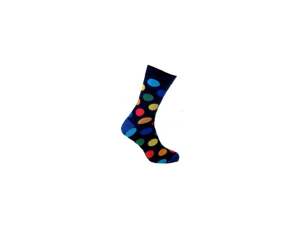 Ponožky puntík 701