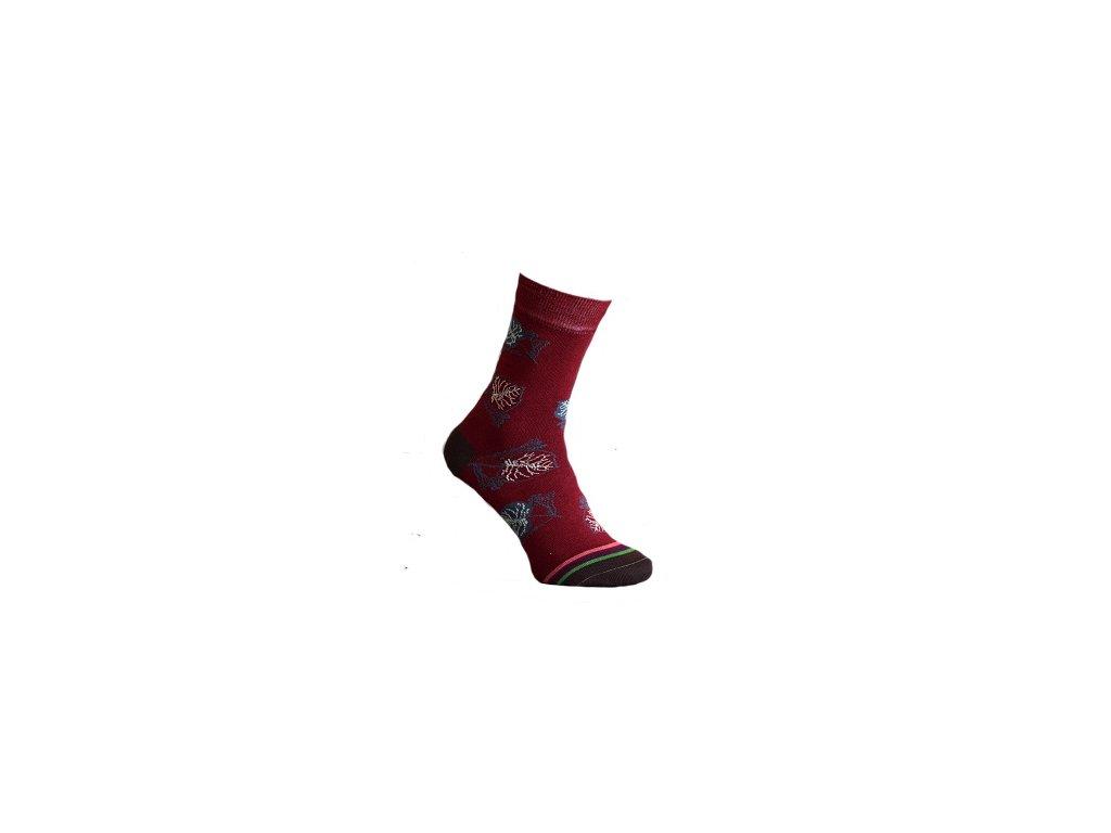 Ponožky LÍPA 272