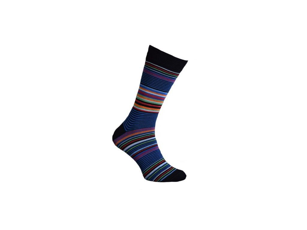 Ponožky proužky 110