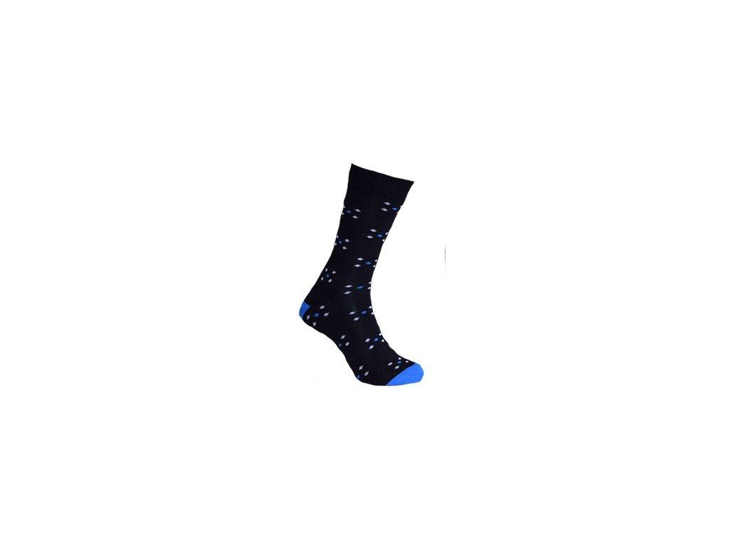 Ponožky jemný puntík 111