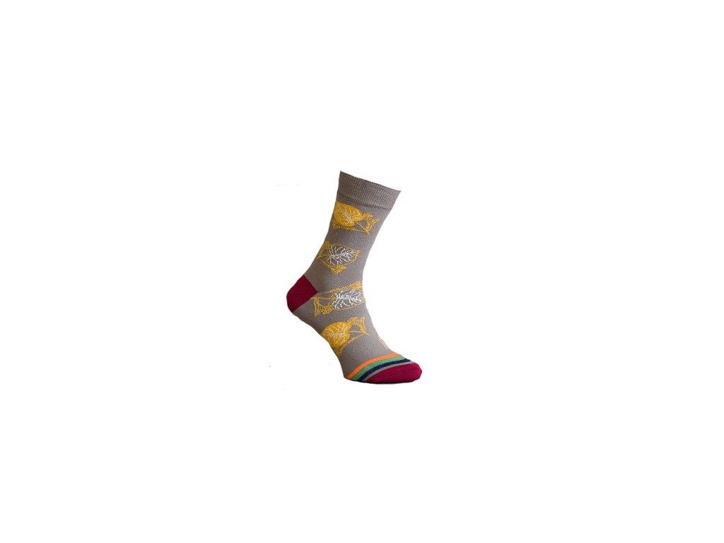 Ponožky LÍPA 273