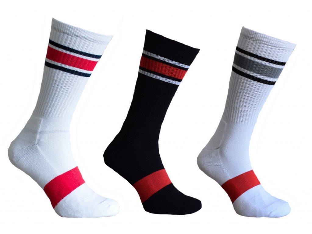 scate ponozky