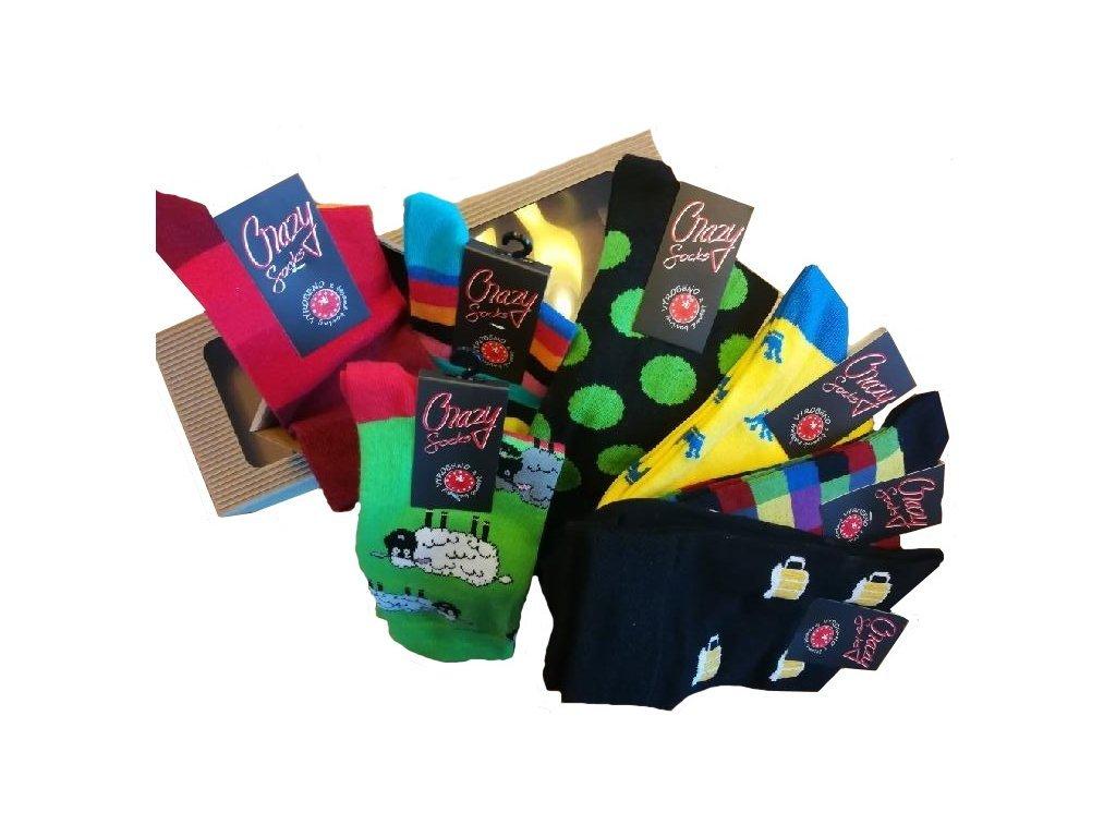 Socks na tejden 01