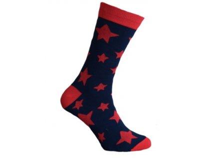 Ponožka hvězda 050