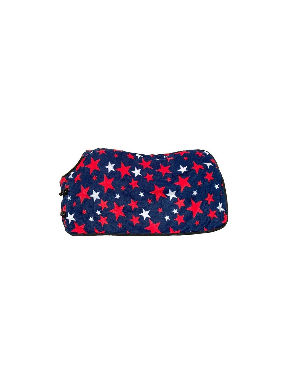 Fleecová deka Veselé Hvězdy