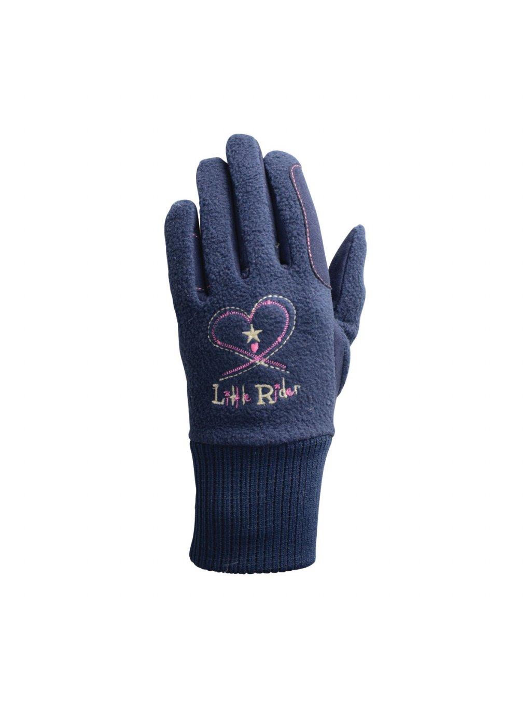 PR 13838 Little Rider Riding Star Childrens Winter Gloves 1