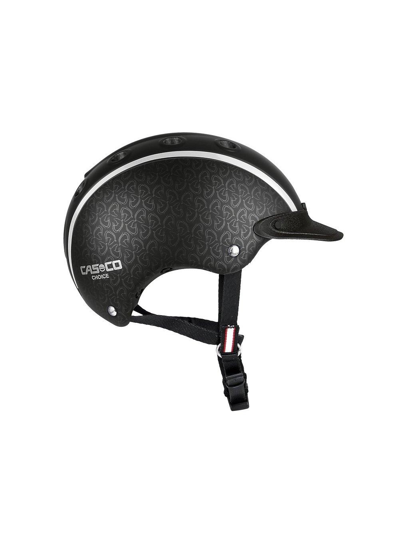 jezdecka ochranna helma casco choice