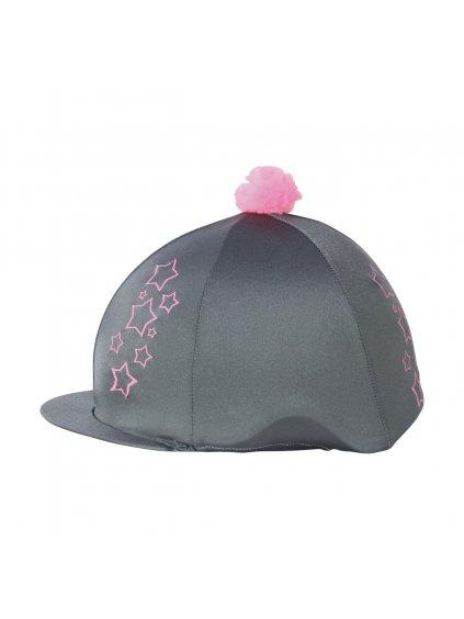 PR 27877 Hy Equestrian Stella Hat Cover 01