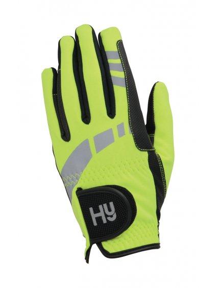 pr 13474 Hy5 Extreme Reflective Softshell Gloves 01