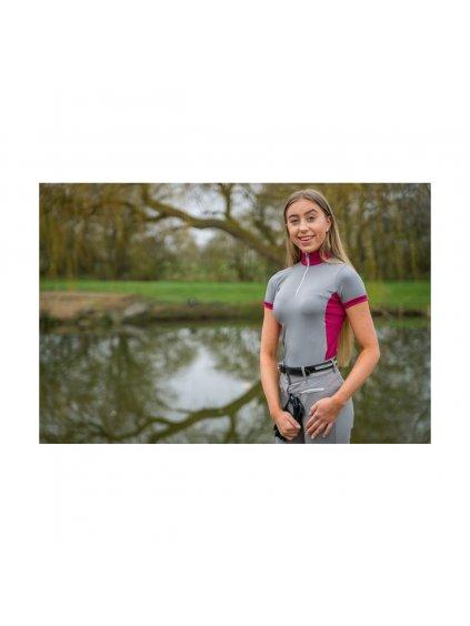 PR 17575 HyFASHION Mizs Arabella Sports Shirt 01