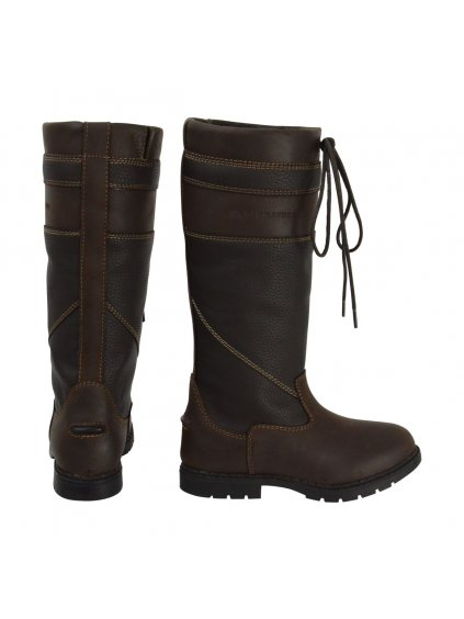 PR 28667 Hy Signature Waterproof Country Boots 01