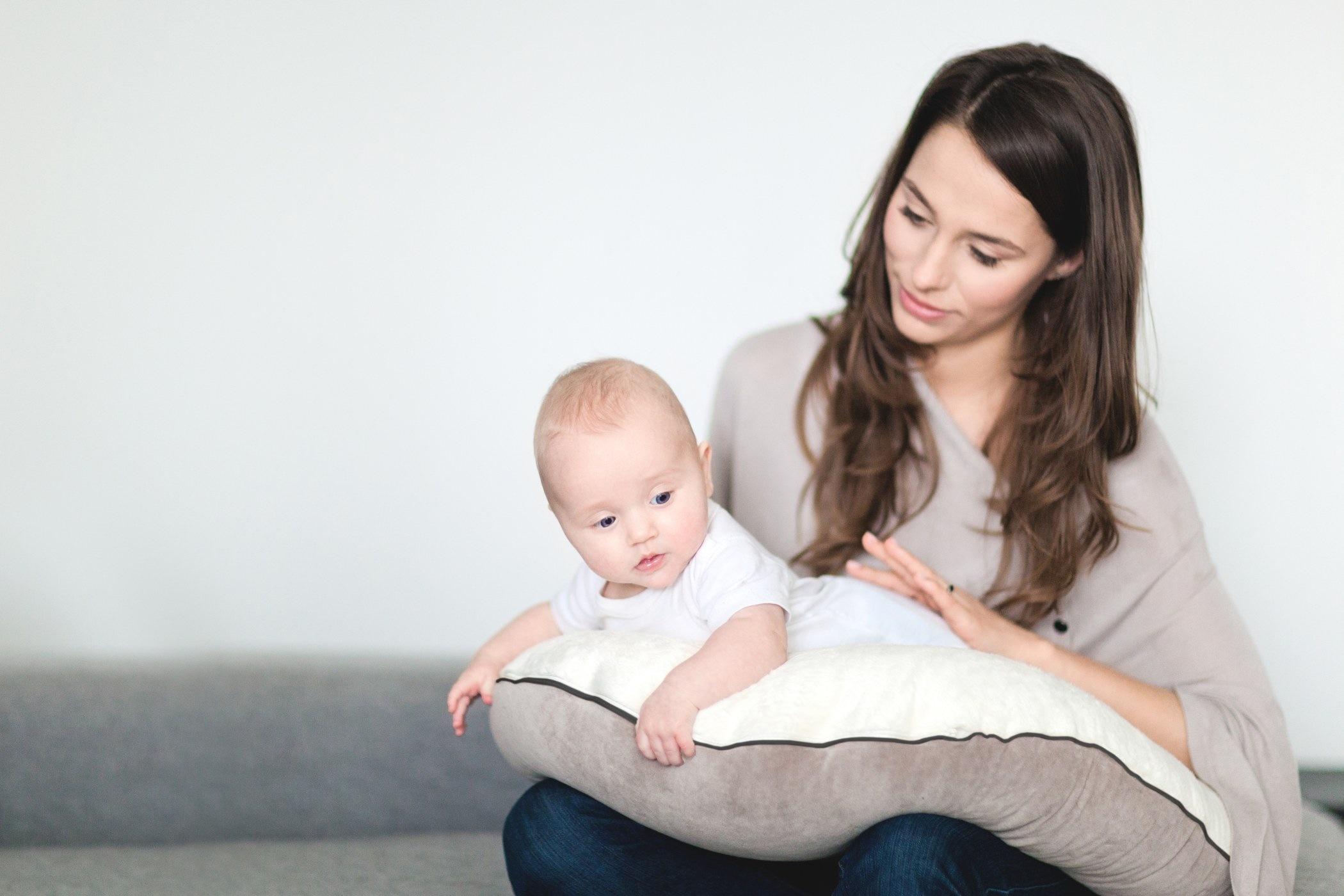 Mateřské polštáře