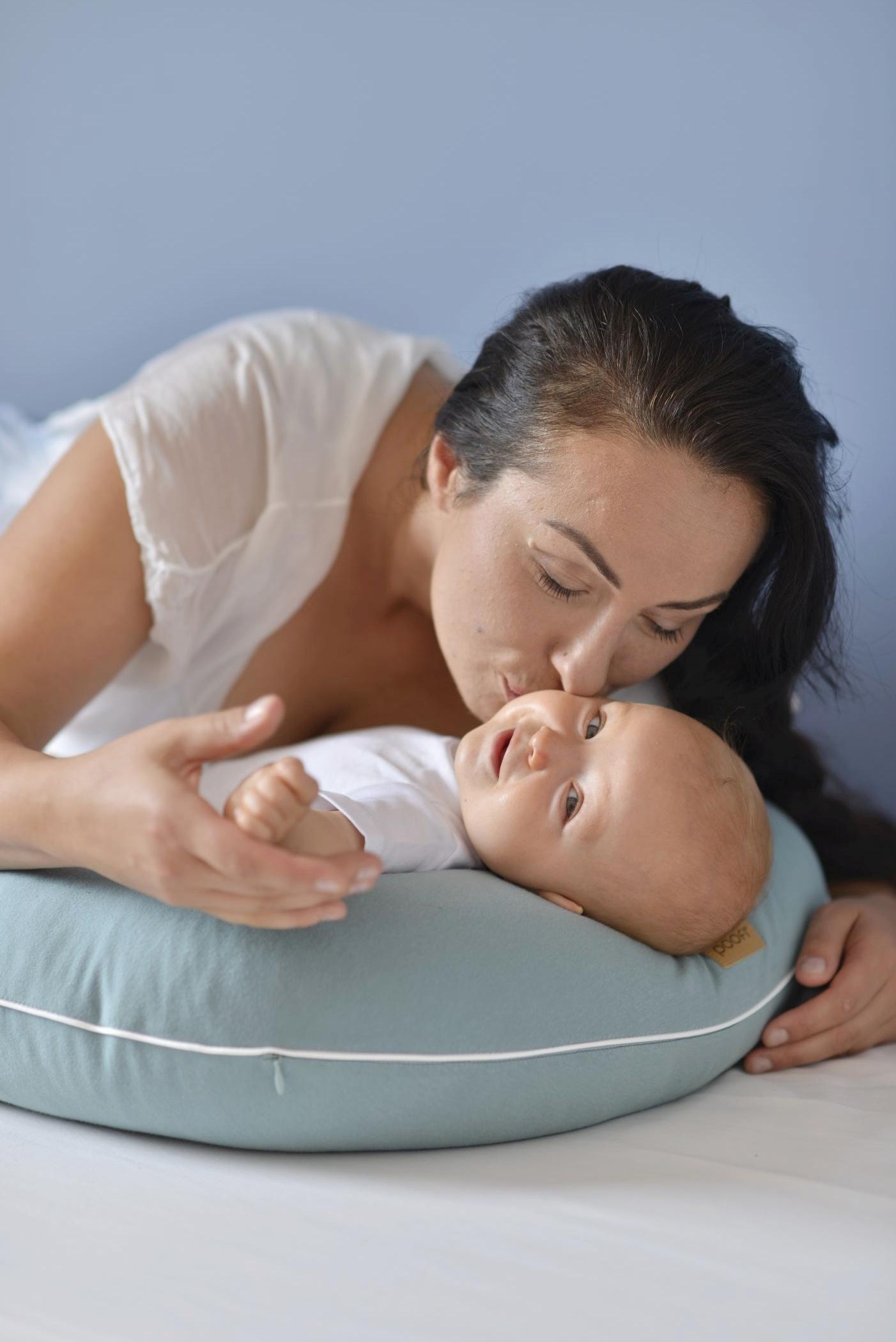 Stabilizační polštáře pro novorozence