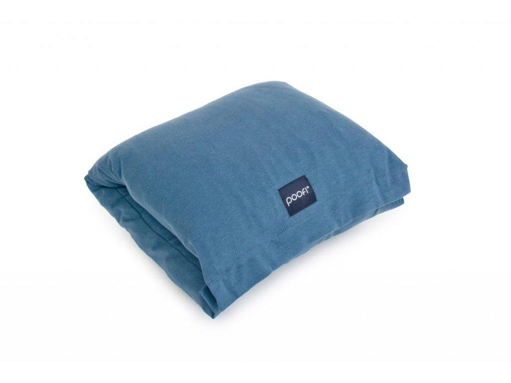 Ruční kojicí polštář modrý