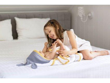 Bambusovy rucnik s usima velky pro deti (6)
