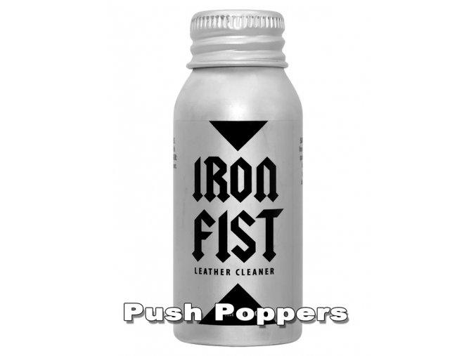 iron fist aroma bottle