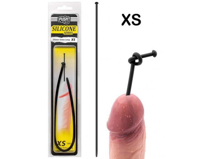 push production silicone dilator extra long xs
