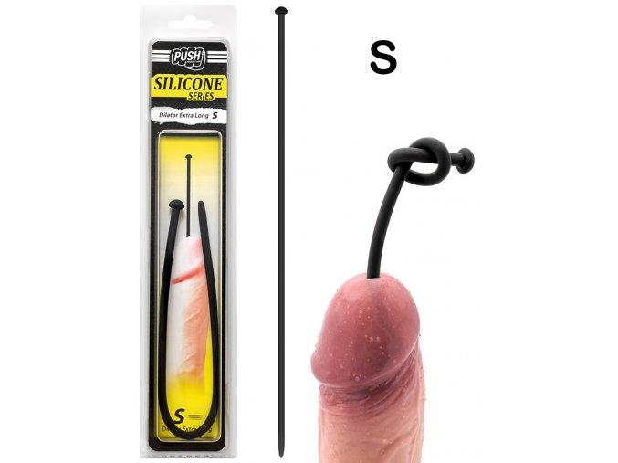 push production silicone dilator extra long s