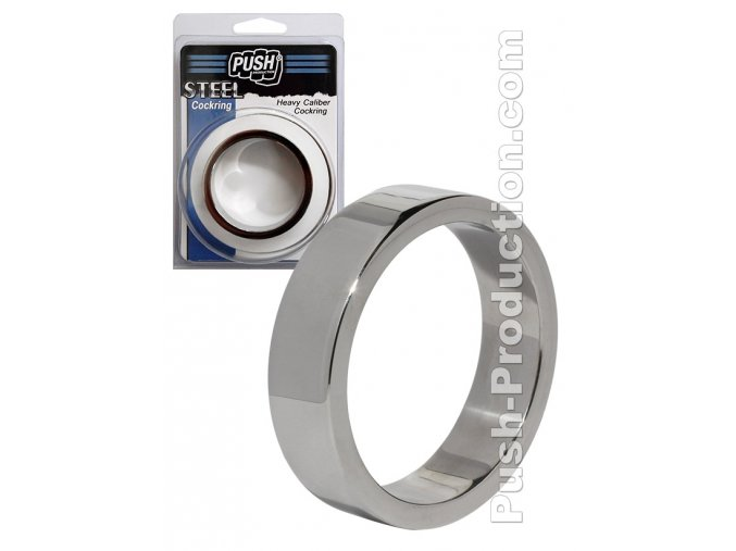 tbj 2049 stainless steel wide cock ring