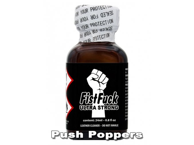fist fuck ultra strong big aroma bottle