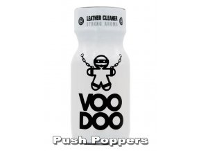 voodoo strong aroma bottle