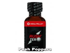rush zero mega pellet bottle