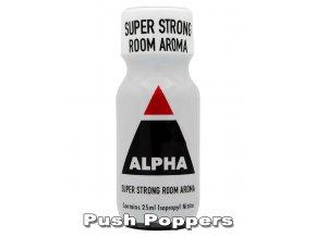 alpha super strong small bottle