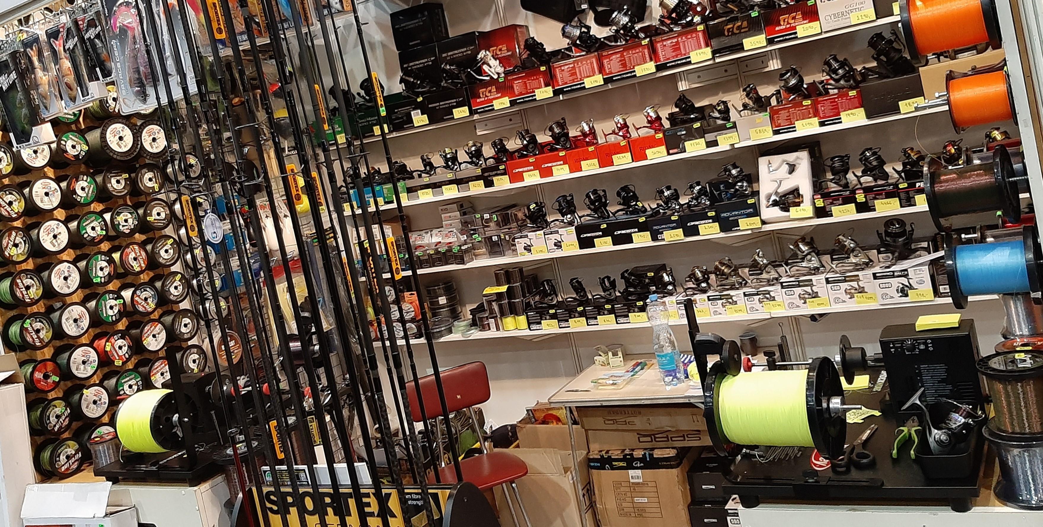 FOR FISHING se bohužel letos nekonal ale nevadí múžem našim věrným zákazníkům namotat a zaslat přes náš nový e-shop.