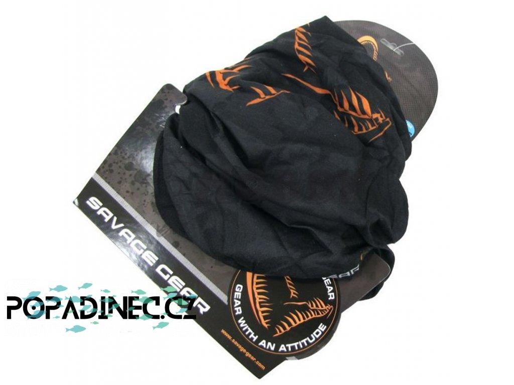 Šátek SAVAGE GEAR Tec-Tube W Fleece