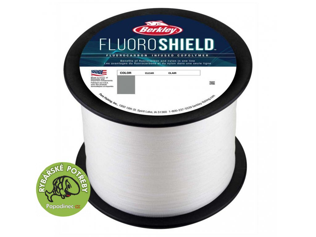 berkley fluoro shield 2743 m
