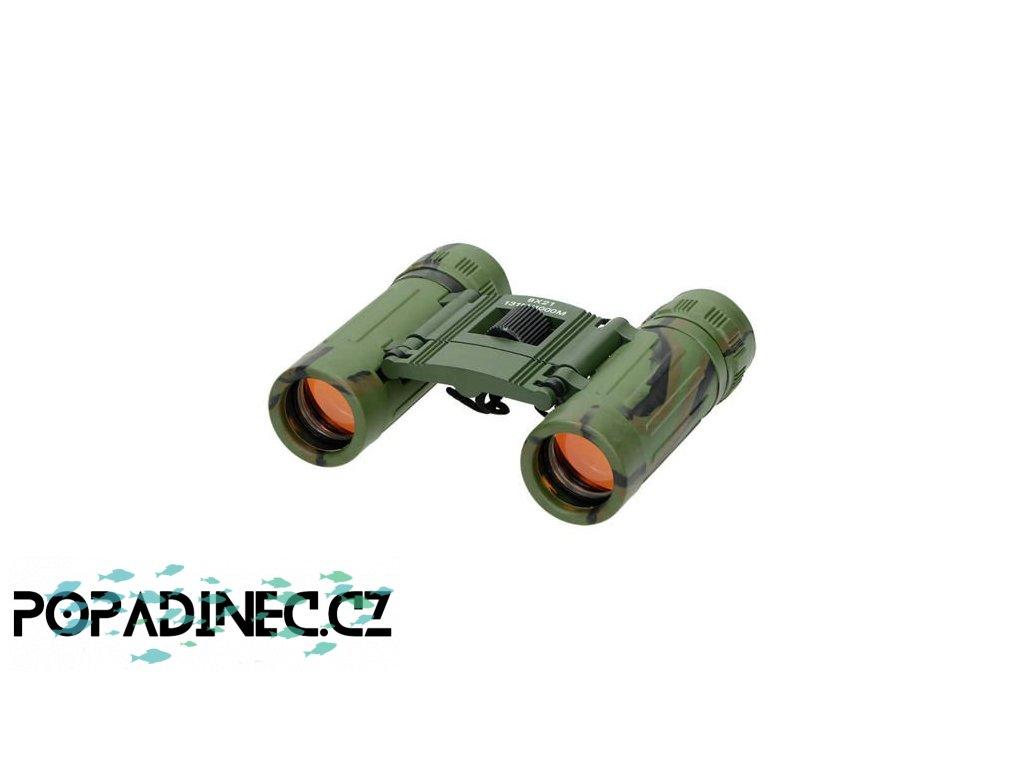 eng pm MFH Binocular 8x21 Woodland 18332 4