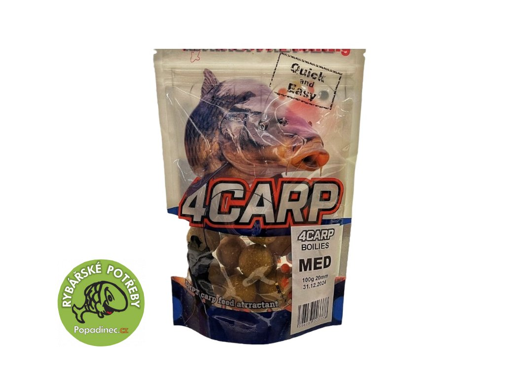 4Carp boilies 20mm 100g