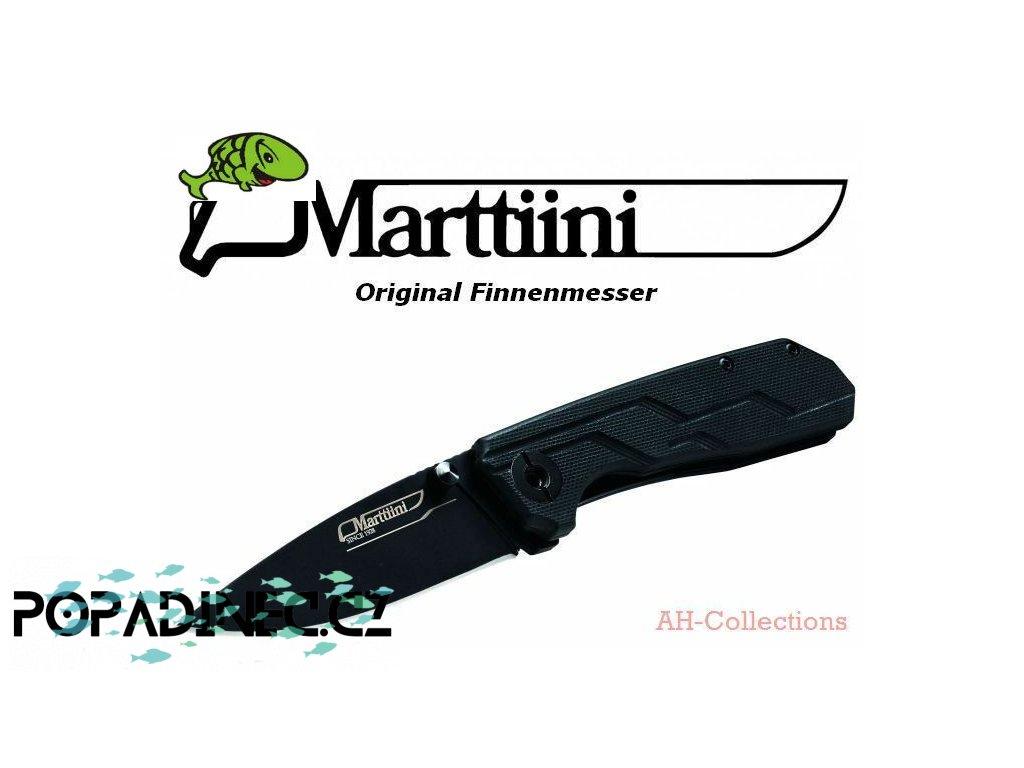 Kapesní nůž Marttiini skládací nůž kapesní nůž linerlock G10 rukojeť 189210