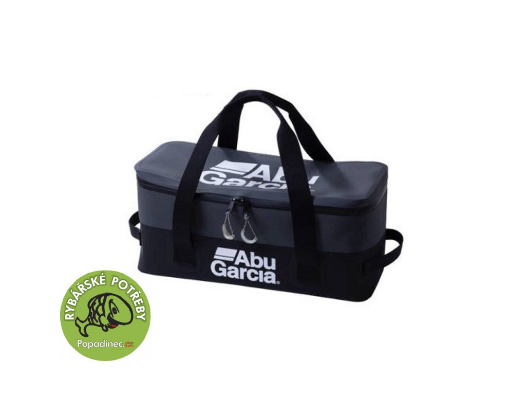 borsa abu garcia 3way tool bag wp charcoal x black 1 1