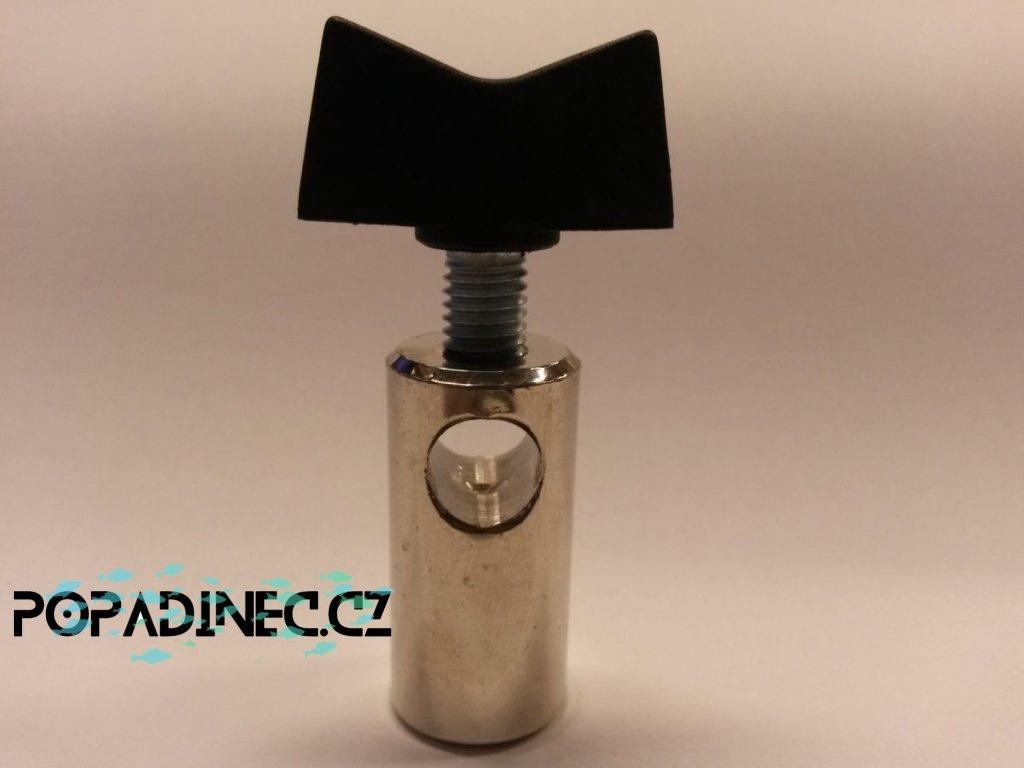 Jezdec k tripodu průměr 10 mm + šroub