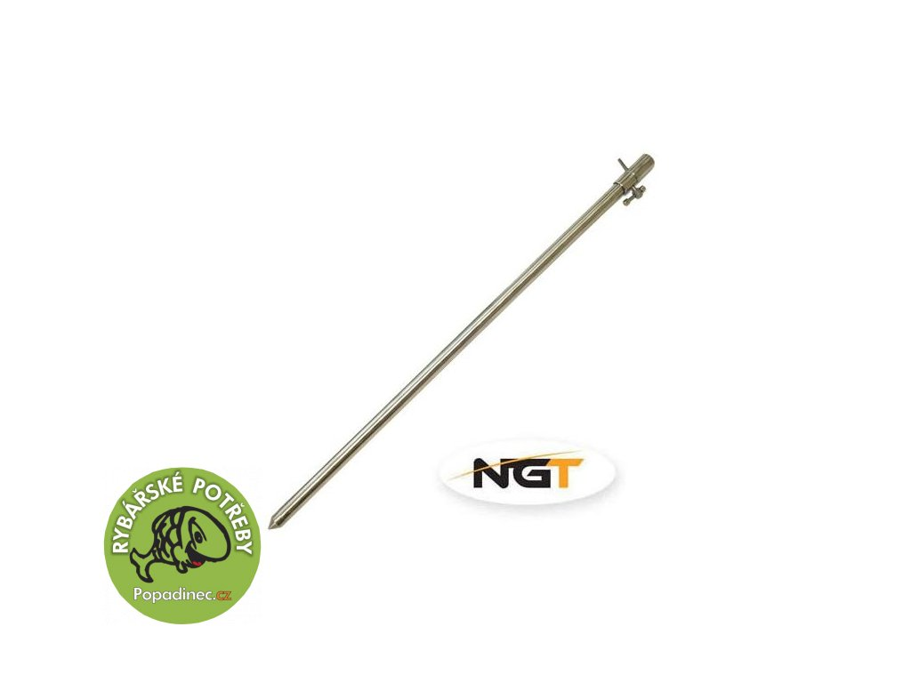 NGT Vidlička Bank Stick Stainless Steel Large 50–90 cm
