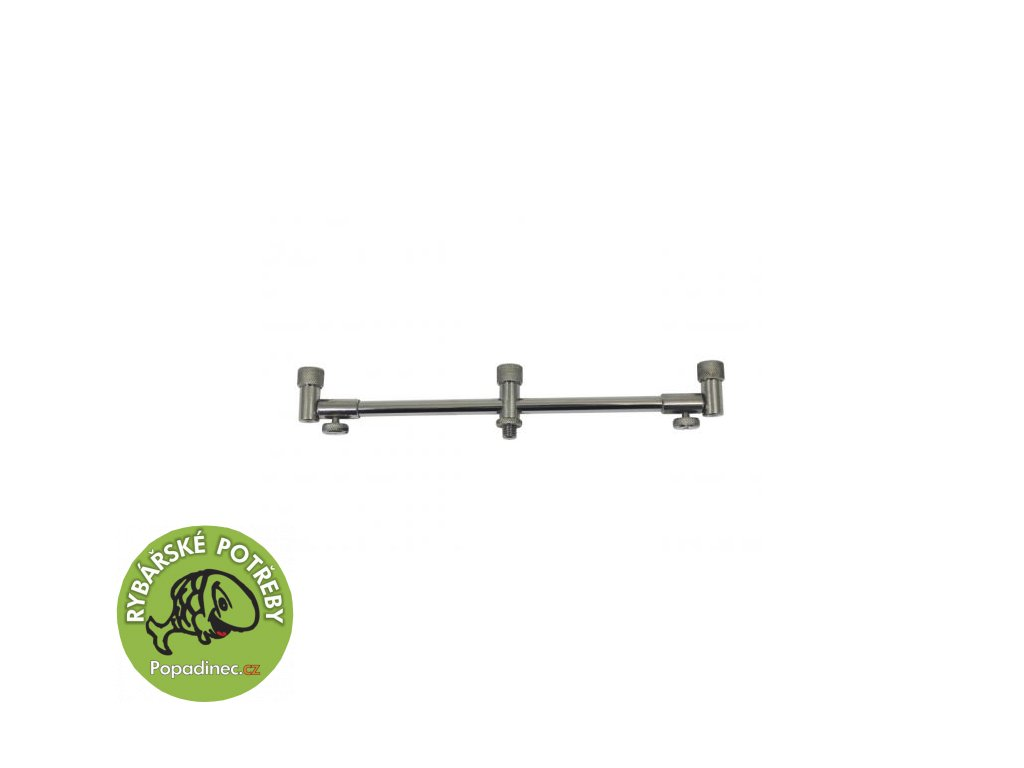 zfish hrazda buzz bar adjustable 3 rods 30 50cm