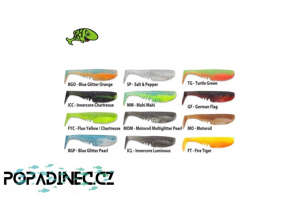 Iron Claw Moby Softbaits 10,5cm