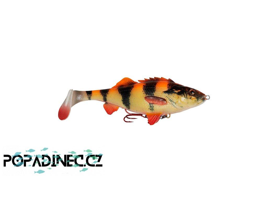 Gumová nástraha Savage Gear 4D Perch Shad SS 12,5cm 23g