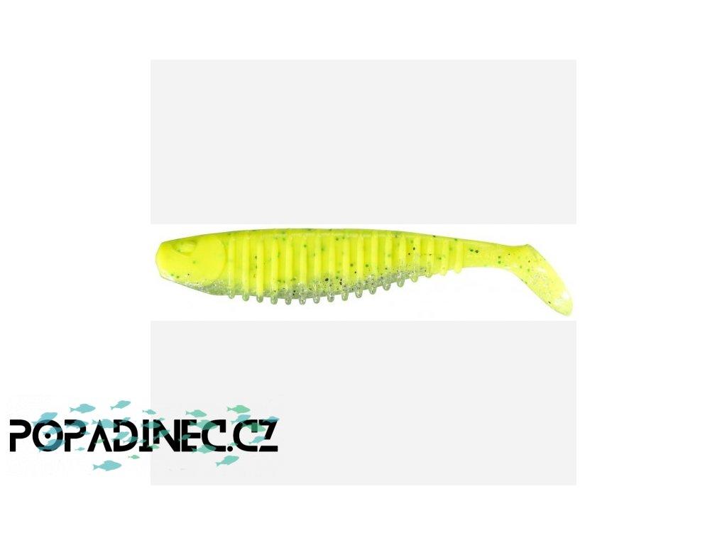 Berkley gumová nástraha flex slim lime-12,5cm