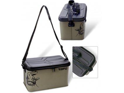 black cat taska flex box carrier 40cm 24cm 25cm