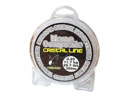 vyr 1118 Sneck Nano Composit Cristal line