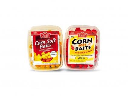 CORN SOFT BAITS - MUSHROOMS 20 G