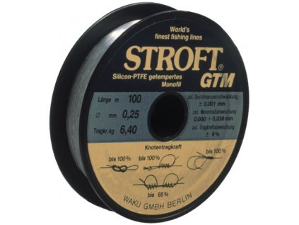 Stroft Vlasec GTM 0,10mm 50m