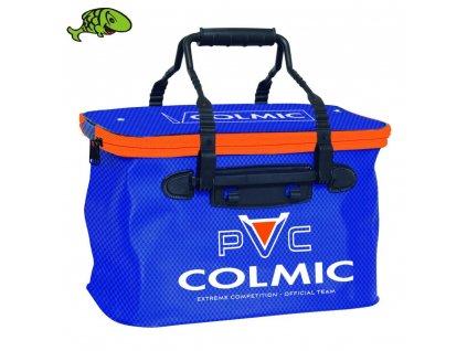 BOXEVA307B Rybářské potřeby Bag Colmic Lion Medium 39x24x26 cm