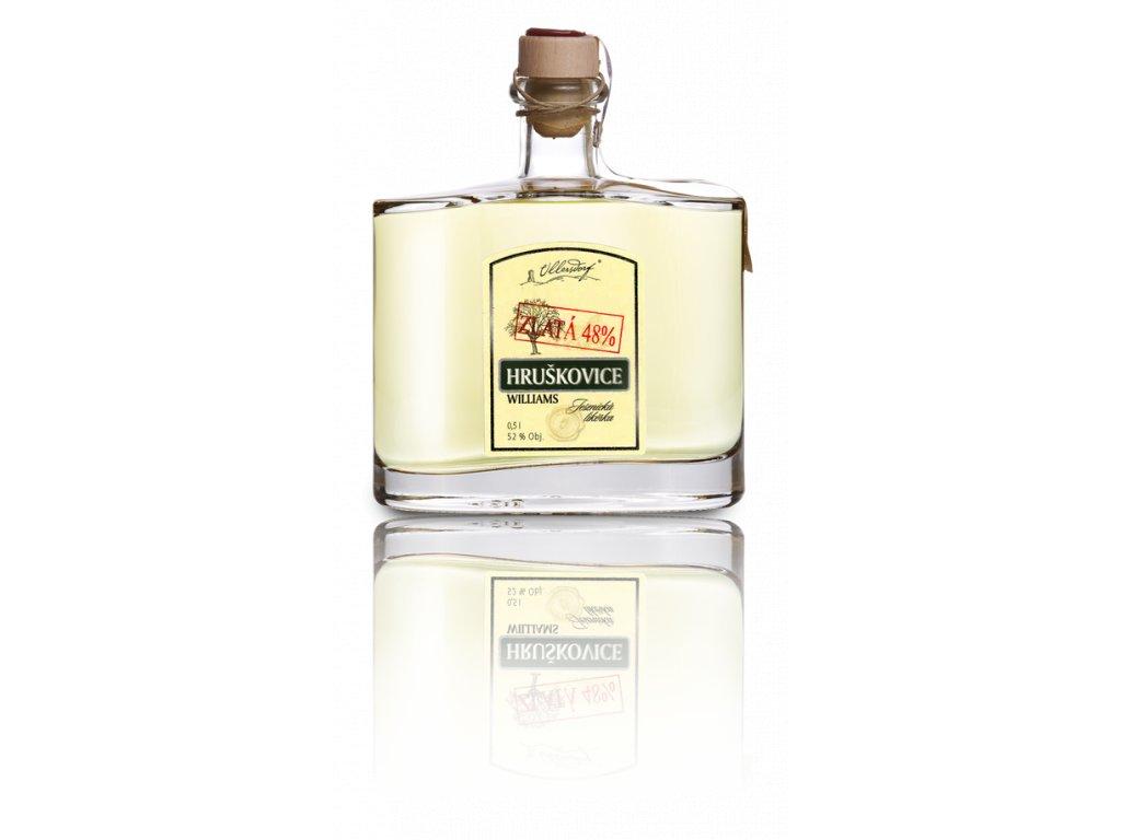 zlata hruskovice cognac
